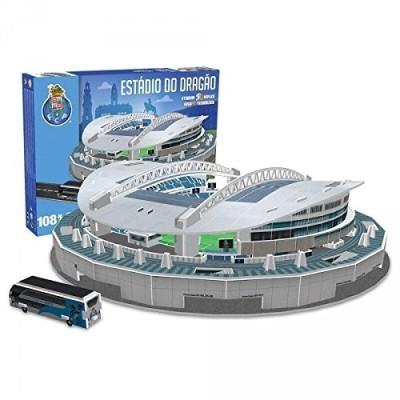 3D Puzzle Estádio Do Dragao - FC Porto 135 τμχ
