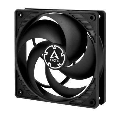 Arctic P12 Silent (black/black) - Case Fan -120mm