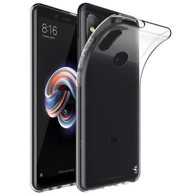 Ultra Slim 0,3 mm διάφανη θήκη σιλικόνης για Xiaomi Redmi Note 5 - OEM