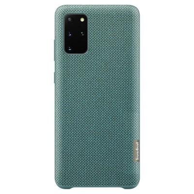 Official Samsung Kvadrat Σκληρή Θήκη Samsung Galaxy S20 Plus - Green (EF-XG985FGEGEU)