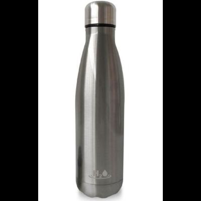 Puro H2O Bottle 750ml - Silver (H2O750SW1-STEEL)