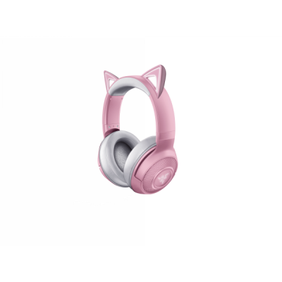Razer KRAKEN BLUETOOTH Headset - Kitty Edition - Quartz