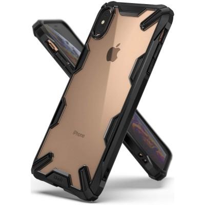 Ringke Fusion-X Θήκη για iPhone XR - Black