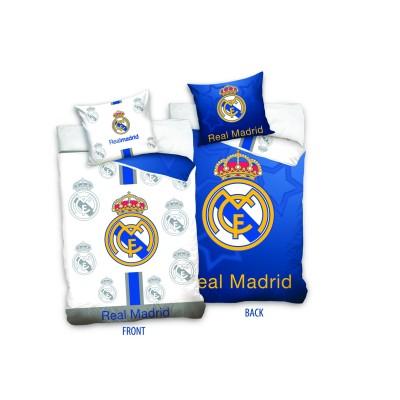 Real Madrid σετ παπλωματοθήκης - Επίσημο προϊόν