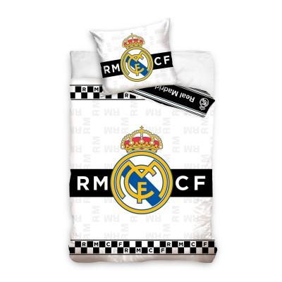 Real Madrid σετ παπλωματοθήκης - Επίσημο προϊόν (100-100-791)