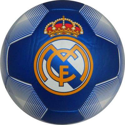 Ποδοσφαιρική Μπάλα Real Madrid μπλε - επίσημο προϊόν