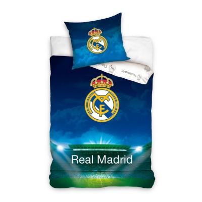 Real Madrid σετ παπλωματοθήκης - Επίσημο προϊόν (100-100-793)