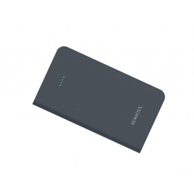 Power Bank - 5000 mAh by Romoss -Sense Mini Black