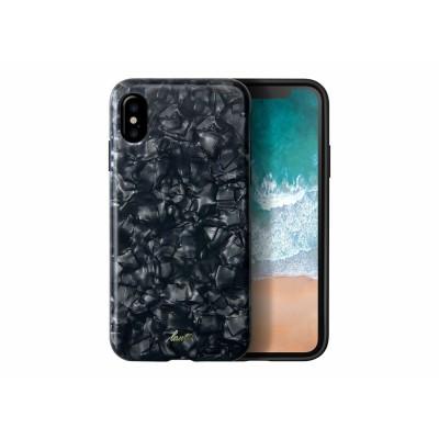 Pop Pearl Θήκη για iPhone X/XS - Black (200-105-817)