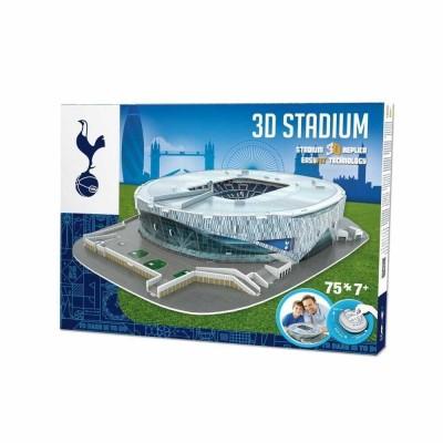 3D Puzzle Γήπεδο Tottenham Stadium 75 τμχ