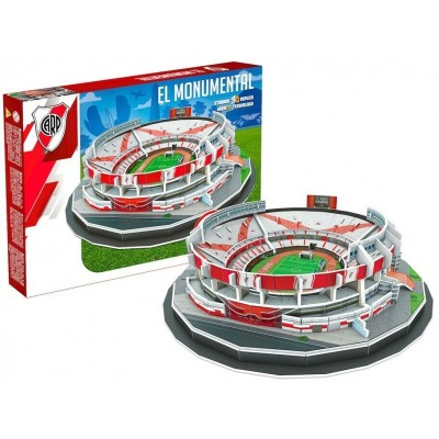 3D Puzzle River Plate El Monumental Stadium 99 τμχ