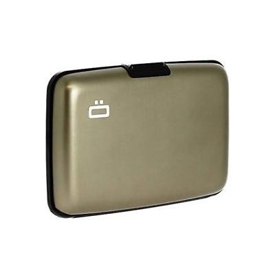 Ögon θήκη καρτών-πορτοφόλι με RFID protection -Dark Grey