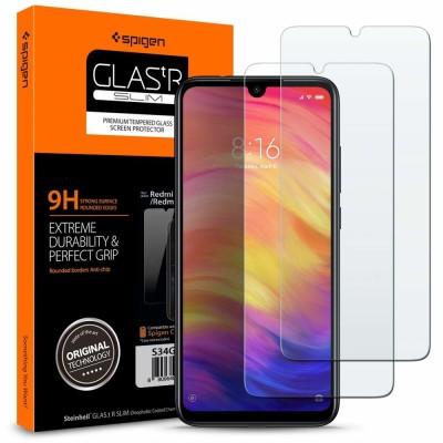 Spigen Xiaomi Redmi Note 7 GLAS.tR SLIM 2-Pack (S34GL26119)
