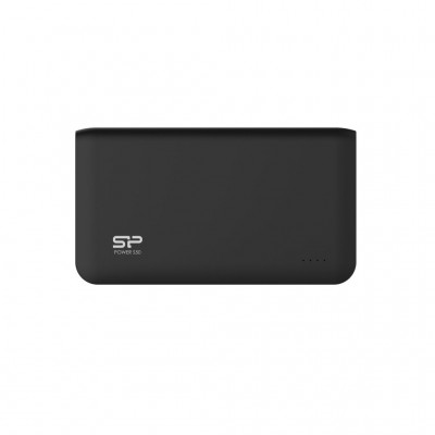 Power Bank S50 μαύρο 5000 mAh by Silicon Power