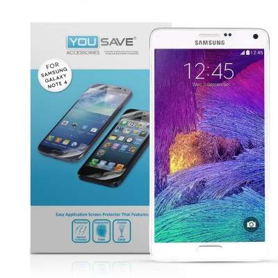 Μεμβράνη Προστασίας Οθόνης Samsung Galaxy Note 4