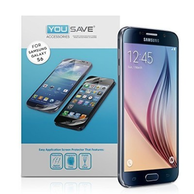 Μεμβράνη Προστασίας Οθόνης Samsung Galaxy S6