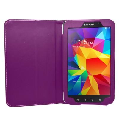 Θήκη tablet για Samsung Galaxy Tab 4 7.0 μωβ