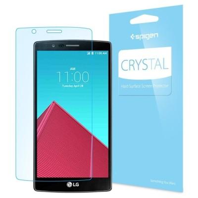 Spigen LG G4 Screen Protector Crystal (SGP11512)