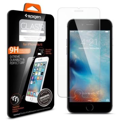 Spigen iPhone 6 / 6s Screen Protector GLAS.tR SLIM (SGP11588)