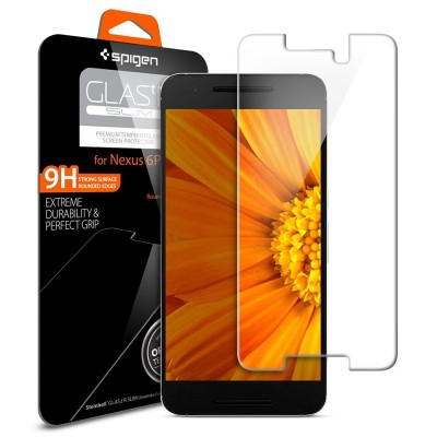 Spigen Nexus 6P Screen Protector GLAS.tR SLIM (SGP11795)
