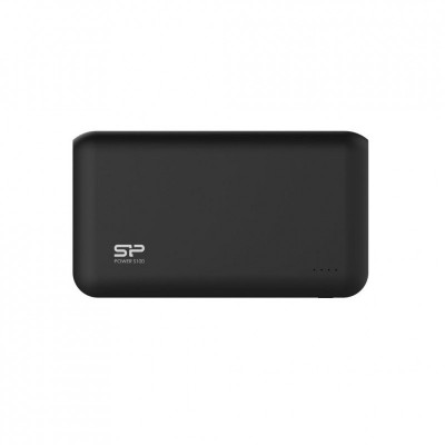 Power Bank S100 μαύρο 10000 mAh by Silicon Power