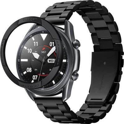 Spigen Chrono Shield Bezel Ring Αλουμινίου - Samsung Galaxy Watch 3 45mm - Black (AMP02238)