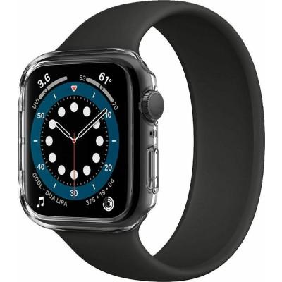 Spigen Διάφανη Θήκη Thin Fit Apple Watch SE/6/5/4 (44mm) - Crystal Clear (ACS02814)