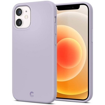 Spigen Θήκη Cyrill Silicone Apple iPhone 12 mini - Lavender (ACS01786)