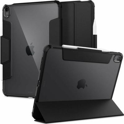 """Spigen Ultra Hybrid Pro Θήκη Apple iPad Air 4 2020 10.9"""" με Υποδοχή Apple Pencil - Black (ACS02697)"""