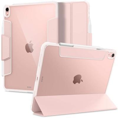 "Spigen Ultra Hybrid Pro Θήκη Apple iPad Air 4 2020 10.9"" με Υποδοχή Apple Pencil - Rose Gold (ACS02699)"