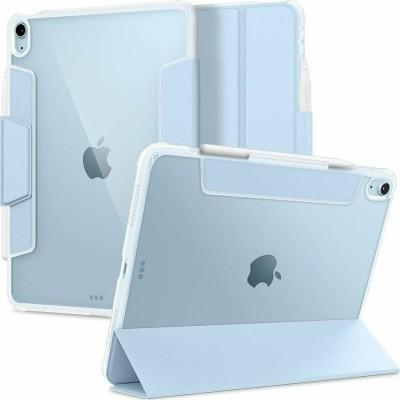 """Spigen Ultra Hybrid Pro Θήκη Apple iPad Air 4 2020 10.9"""" με Υποδοχή Apple Pencil - Sky Blue (ACS02698)"""