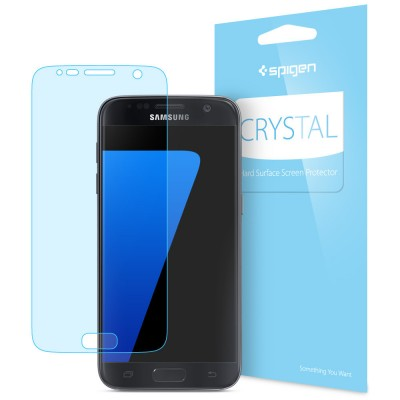 Spigen Galaxy S7 Screen Protector Crystal (555FL20001)