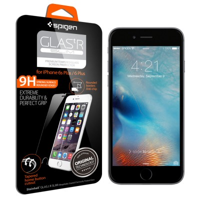 Spigen iPhone 6 Plus/6s Plus Screen Protector GLAS.tR (SGP11634)