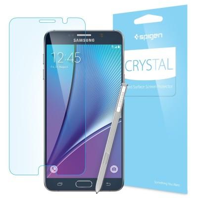 Spigen Samsung Galaxy Note 5 Screen Protector Crystal (SGP11678)