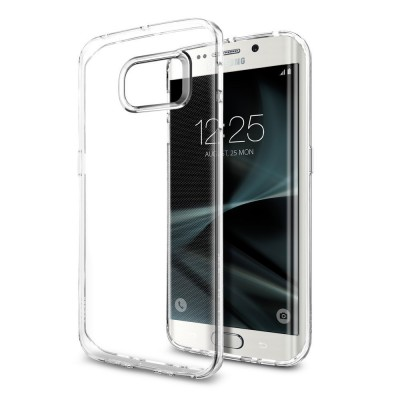 Spigen Samsung Galaxy S6 Edge Case Liquid Crystal (SGP11478)