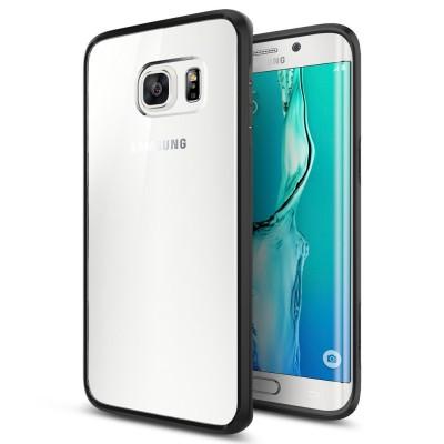 Spigen Samsung Galaxy S6 Edge+ Ultra Hybrid Black (SGP11715)