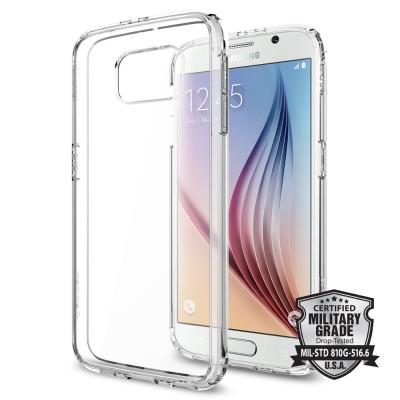 Spigen Samsung Galaxy S6 Ultra Hybrid Crystal Clear (SGP11317)