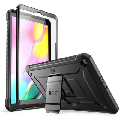 Supcase Ανθεκτική Θήκη Unicorn Beetle Samsung Galaxy Tab A 10.1'' 2019 - Black (SUP-2019TabA-10.1-UBPro-SP-Black)