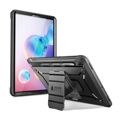 "Supcase Ανθεκτική Θήκη Unicorn Beetle Pro Samsung Galaxy Tab S6 10.5"" - Black (SUP-2019TabS6-10.5-USPro-SP-Black)"