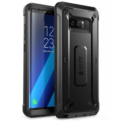 Supcase Ανθεκτική Θήκη Unicorn Beetle Pro Samsung Galaxy Note 8 - Black (SUP-Galaxy-Note8-UBPro-Black)