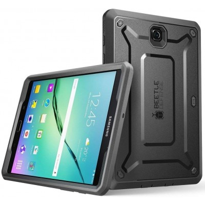 Supcase Ανθεκτική Θήκη Unicorn Beetle Pro Samsung Galaxy Tab S2 8'' - Black (SUP-Galaxy-TabS2-8-Ubpro-Black)