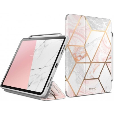 "Supcase i-Blason Ανθεκτική Θήκη Cosmo Apple iPad Pro 12.9"" 2021 / 2020 / 2018 - Marble (843439113510)"