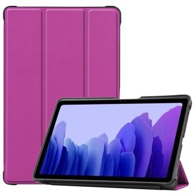 """Θήκη Book Case με TPU Cover - Samsung Galaxy Tab A7 10.4"""" T500 / T505 - Purple (8719793094258)"""