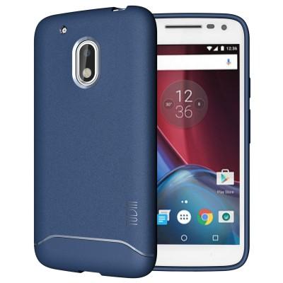 Tudia Arch θήκη για Motorola Moto G4 Play μπλε