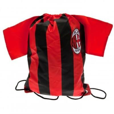 Τσάντα Γυμναστηρίου A.C Milan- Επίσημο προϊόν