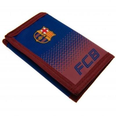Πορτοφόλι Barcelona κόκκινο-μπλε επίσημο προϊόν