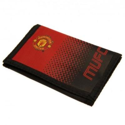 Πορτοφόλι - Manchester United F.C -Επίσημο προϊόν