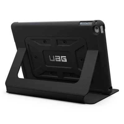 UAG Θήκη Folio iPad Air 2 Feather Light Composite - Black (UAG-IPDAIr2-BLK-VP)