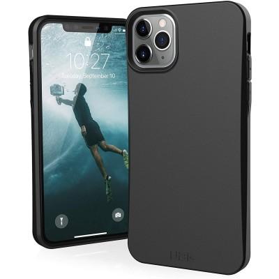 UAG Θήκη Biodegradable Outback Series Apple iPhone 11 Pro Max - Black (111725114040)