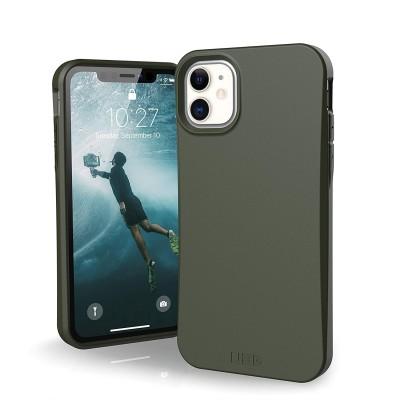 UAG Θήκη Biodegradable Outback Series Apple iPhone 11 / XR - Olive (111715117272)